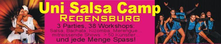 Uni Salsa camp Regensburg 6-8.11.2015 Universität Regensburg in Regensburg, Bayern #SalsaCubana #Dancing #Tanz