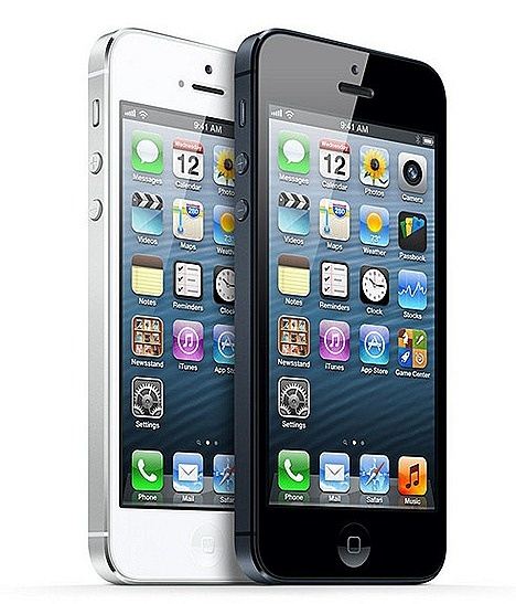 iPhone 5 - Apple newest phone + prices