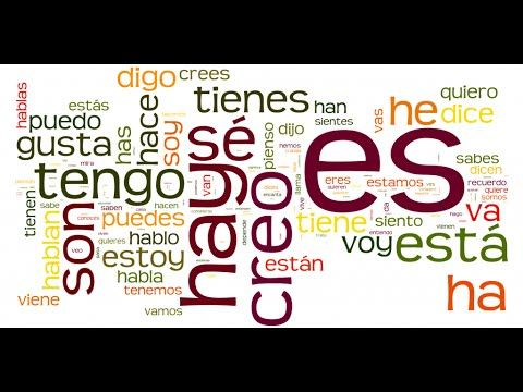 """Spanish indicative present tenseSpanish present tense exercises : https://youtu.be/H-nkdZBibQcThe present tense endings differ according to the verb category. In Spanish regular verbs can be classified into 3 main groups: -ar, -er, and -ir. Some verbs change their stem in the present tense. Note that the stems of these verbs change in all forms except nosotros and vosotros. They're usually categorized by the type of change, for example """"o → ue"""" and """"e → ie"""".Spanish present tense has regular…"""