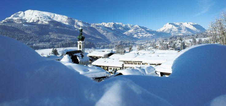Reit im Winkl #Urlaub #Winter #Wandern #Wintertraum #Schnee #Langlauf