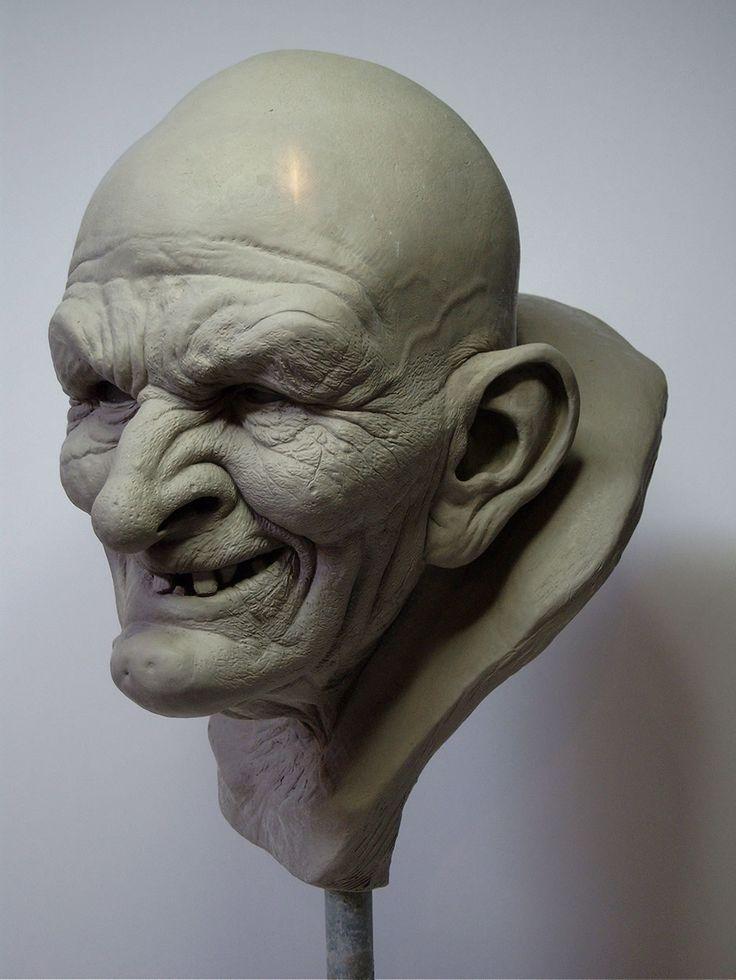 Witch Mask Hag 01 Gallery Jordu Schell Sculpts