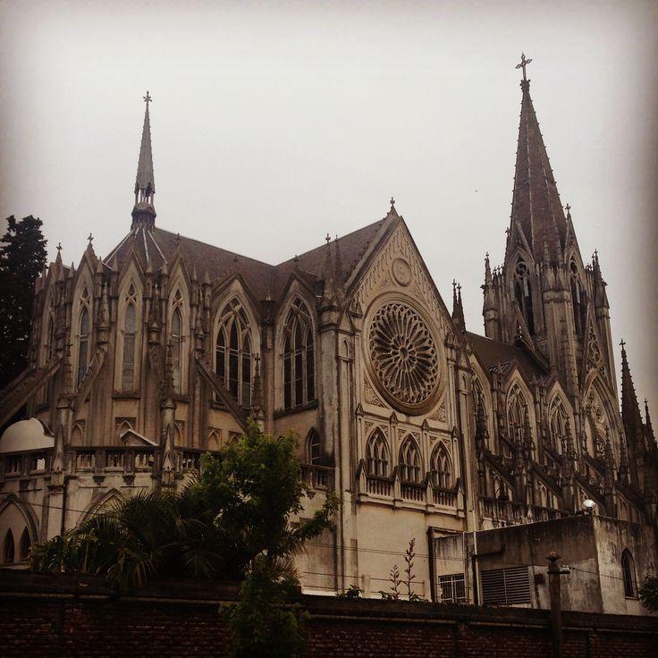 Church in Prado Area - Montevideo - Uruguay