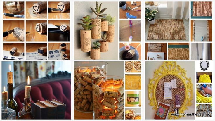 15 Excellent And Easy DIY Ideas To Reuse Corks