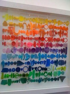 Great use of scraps of paper! Atelier (Reggio) ...