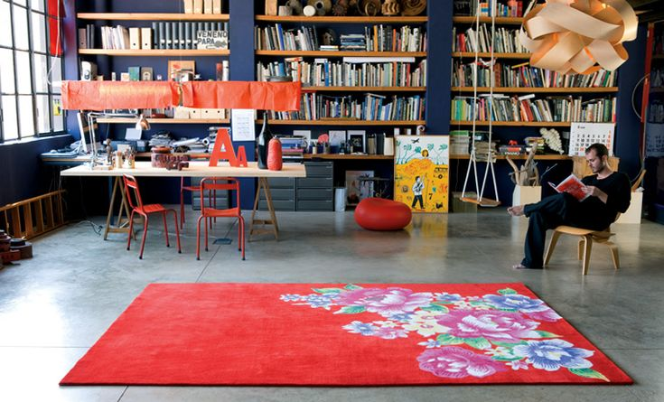 Formosa carpet | Designed by Michael Lin, manufactured by Nani Marquina
