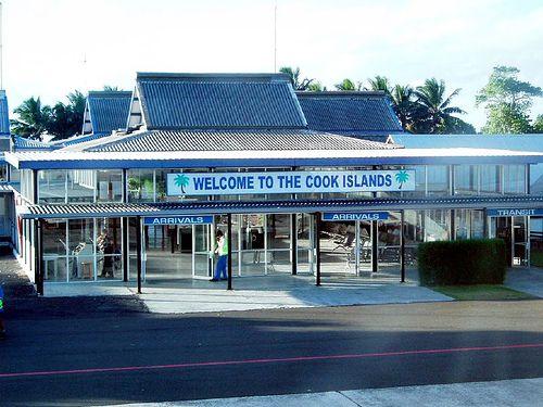 Rarotonga Cook Islands Airport - Bing Images