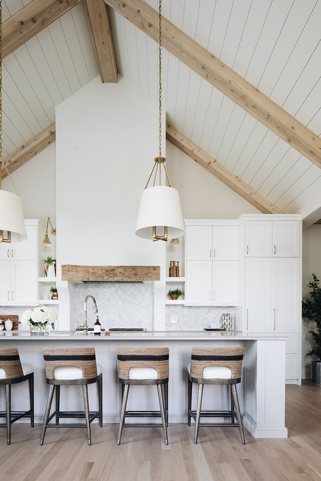 1980s Fixer Upper Home Renovation In 2020 Kitchen Trends Farmhouse Kitchen Kitchen Furniture
