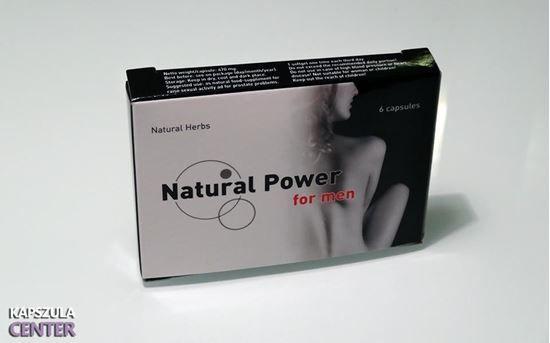 Natural Power potencia a természet erejével. http://kapszulacenter.hu/natural-power-potencianovelo