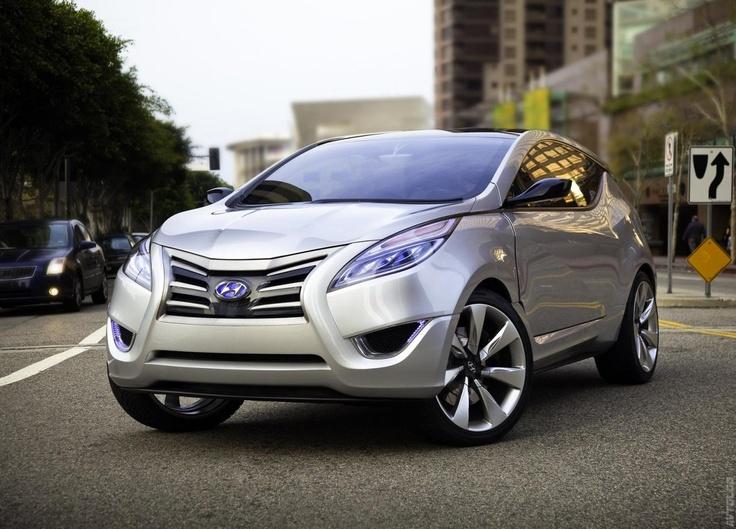 2009 Hyundai Nuvis Concept Hyundai #tbt