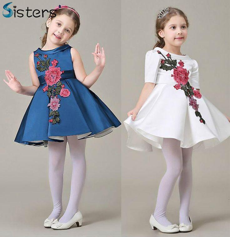 $17.70 (Buy here: https://alitems.com/g/1e8d114494ebda23ff8b16525dc3e8/?i=5&ulp=https%3A%2F%2Fwww.aliexpress.com%2Fitem%2F2016-New-Girls-dress-tutu-dress-princess-embroidered-high-quality-wedding-party-gift-fashion-flower-kids%2F32631565495.html ) 2016 New Girls dress tutu dress princess embroidered high quality wedding party gift fashion flower kids children's clothing for just $17.70