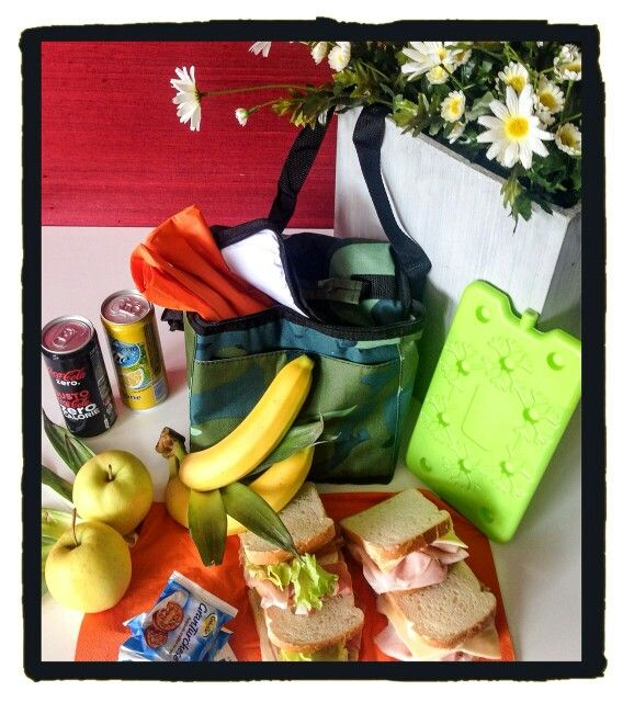 Packed lunch. Ready for a day in Venice! @AC Hotel Padova