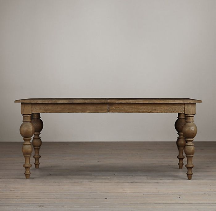 Diy This Restoration Hardware Table For The Wine Country