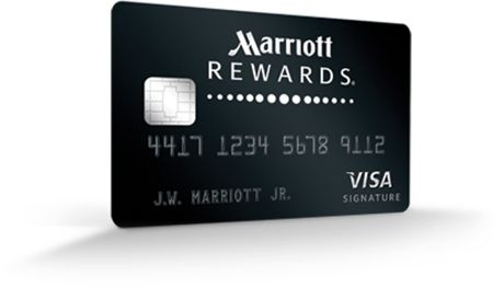 marriott credit card no foreign transaction fee