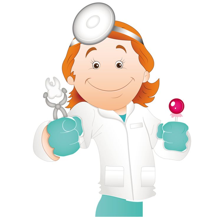 Гав открытка, картинки для детей врач стоматолог