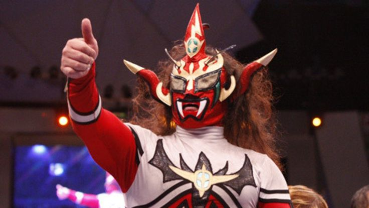 [INTERVIEW] We talked to Japanese wrestling legend, Jyuushin Liger, and he's coming to Singapore! - http://sgcafe.com/2016/11/interview-talked-japanese-wrestling-legend-jyuushin-liger-hes-coming-singapore/