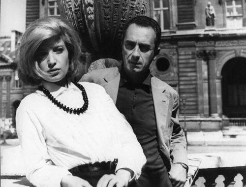#MichelangeloAntonioni #MonicaVitti #director #neorealism #italian #neorealismo #cinema #movie #regista #antonioni #vitti