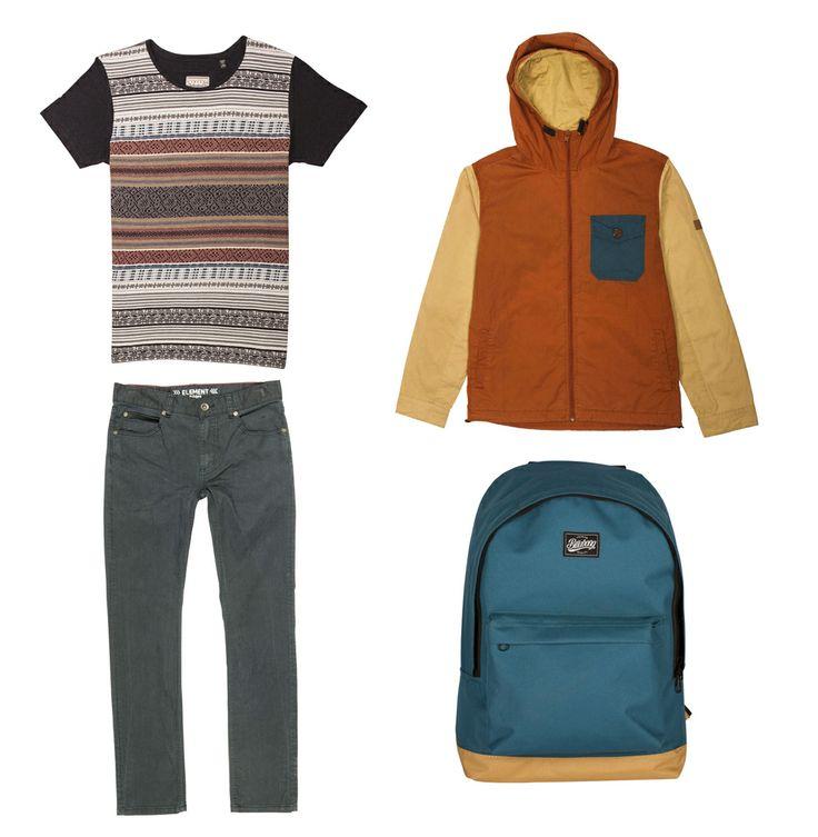 #ESS #billabong #element #outfit
