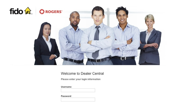 Once we had developed their portal for Rogers dealers, we were responsible for quarterly updates and weekly strategic content meetings with the client.  Although metrics were not measured for this site, the feedback from dealers who used the site was consistently positive