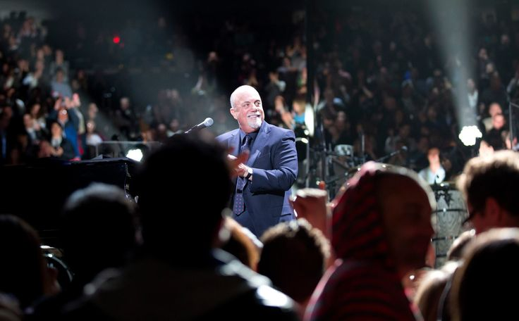Philly Billy Joel 2017 | Piano Man Billy Joel returns to Orlando to softly rock the Amway ...