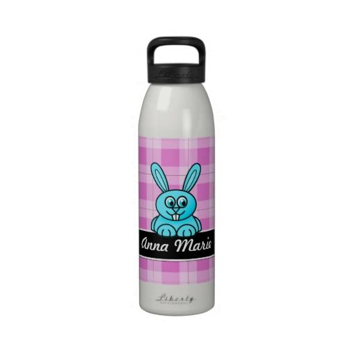 Bunny Rabbit Pink Plaid Personalized Water Bottle we are given they also recommend where is the best to buyReview          	Bunny Rabbit Pink Plaid Personalized Water Bottle Review on the This website by click the button below...