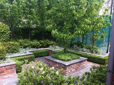 Andrew Renn Design, Beautiful gardens of Melbourne Australia - traditional - landscape - Andrew Renn