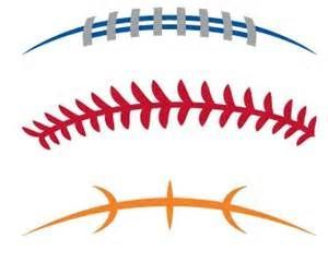 Football laces football outline yahoo image search results images clipart   Clip art, Cricut creations, Football outline