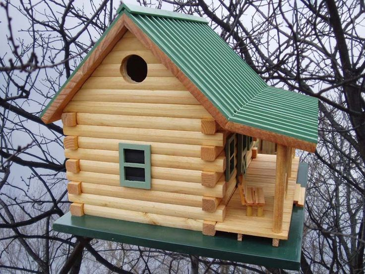 93 Best Images About Bird Houses On Pinterest