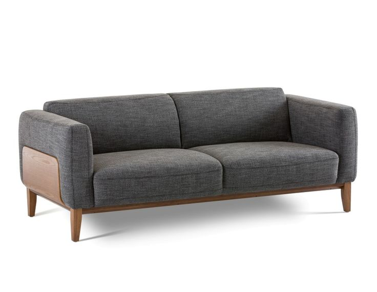 MAUI - 3-seater Sofa - Charcoal