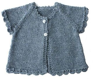 Baby Liliha by Muriela, pattern available on Ravelry. NOTE: does not include instructions for crochet picot edging, but lots of tutorials available on Internet.