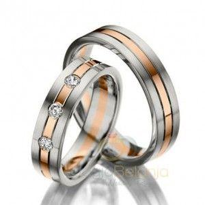 Menawarkan kombinasi lapis dua warna, Cincin Tunangan Luciar menambah referensi pilihan cincin tunangan atau cincin pernikahan anda. Tampilan utama terdiri dari kombinasi bergaris yang mengelilingi…