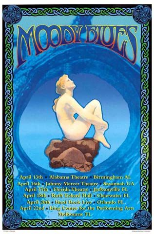 The Moody Blues-wish they would come to KC.  Their music still sticks in my mind.