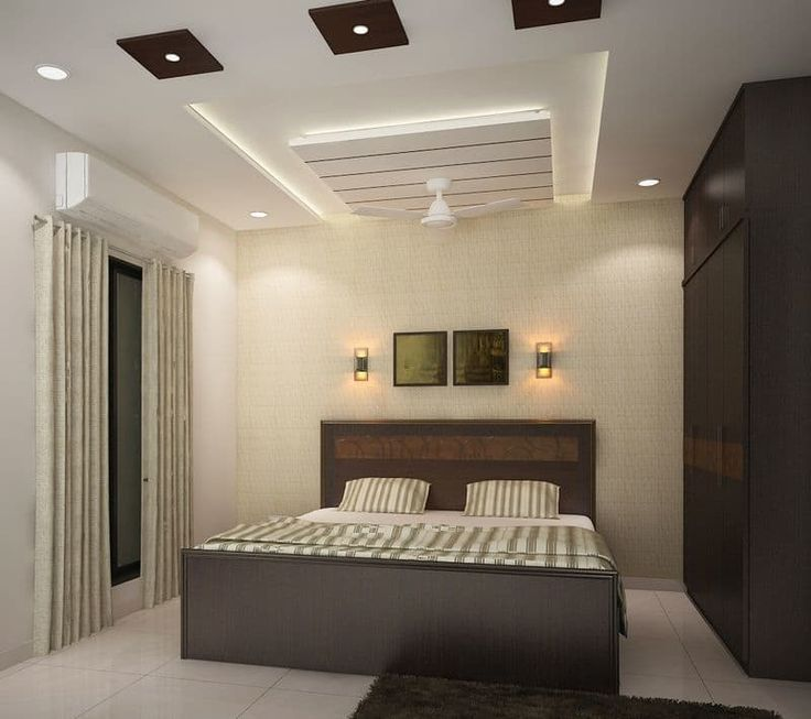 Ceiling Designs For Bedrooms Extraordinary 43 Best Fall Ceiling Images On Pinterest  Ceiling Design False Decorating Design