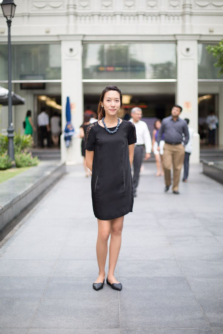H m white dress singapore express