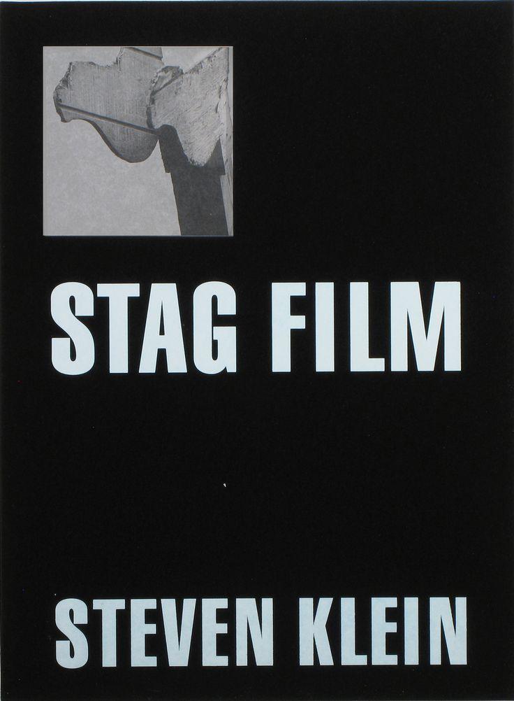 KLEIN, STEVEN : Stag Film.