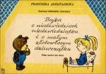 """""""Bajka oniedźwiedziach, niedźwiedziątku i o małym złotowłosym dziewczątku"""" - Franciszka Arnsztajnowa, Zbigniew Lengren"""