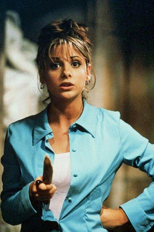 The Earth Is Definitely Doomed Outfit | 23 Of The Most Buffy Outfits Buffy Ever Wore