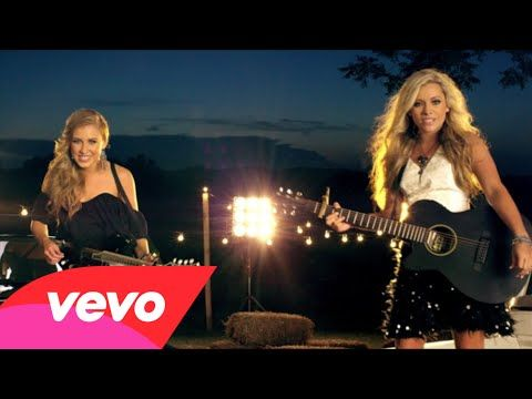 Maddie & Tae - Girl In A Country Song - YouTube...showing how women can be depicted in the media and then these same women taking a stand against it. Telling students that they should have a voice and be confident in it.
