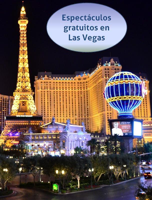 Espectáculos Gratis Que Puedes Ver En Las Vegas Y Consejos Para Ver La Ciudad Eeuu Travelblogger Viaj Vacaciones En Las Vegas Las Vegas Viaje A California