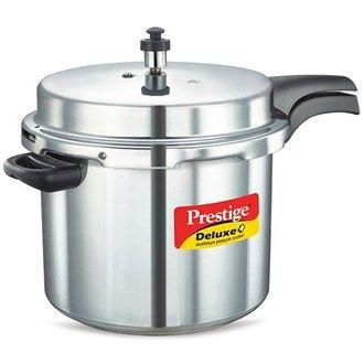Buy #Prestige Pressure Cooker Deluxe Plus 10 Ltr Online in Kerala, Kochi, India. #luluwebstore.in