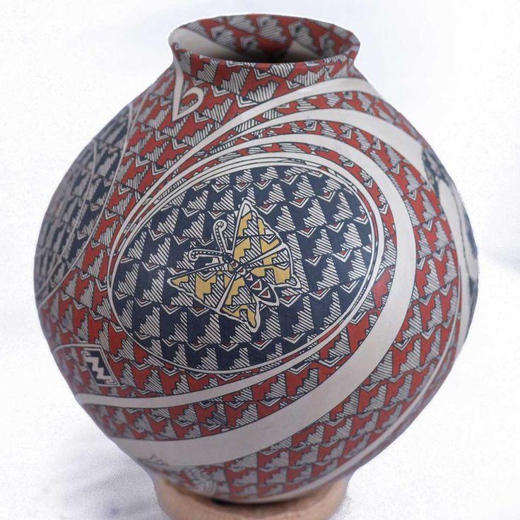 Керамика Мата-Ортис: новая жизнь традиций американских индейцев - Ярмарка…