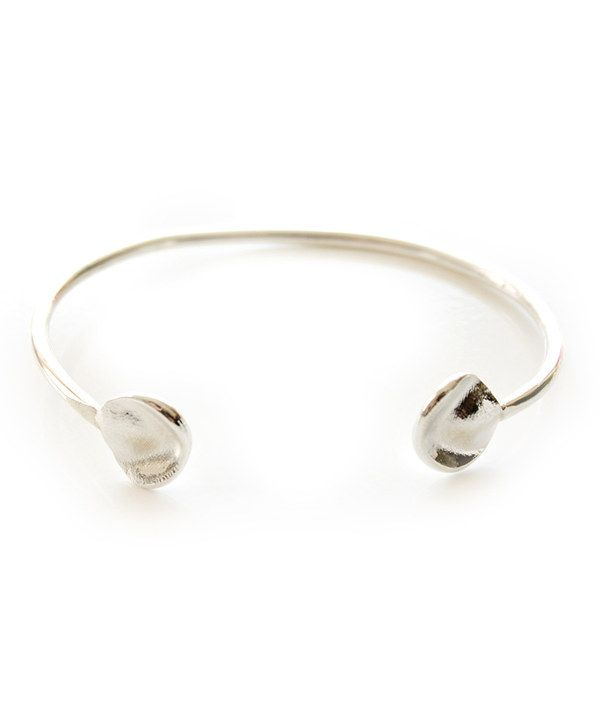 Take a look at this Sterling Silver Fingerprint Cuff Kit on zulily today!