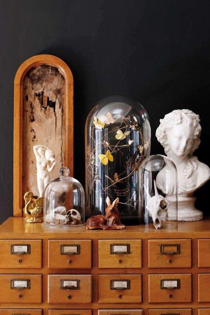 Glazen stolp inspiratie en voorbeelden - Glazen stolp kopen?