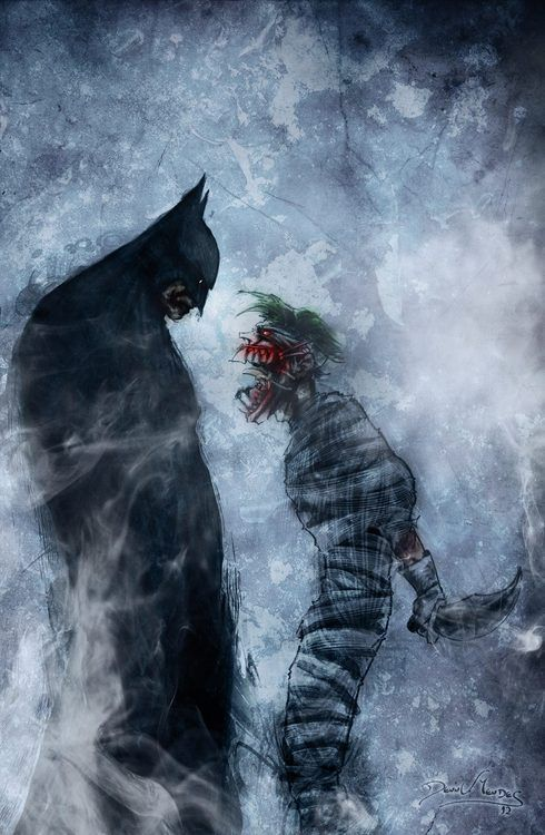 Batman vs. The Joker