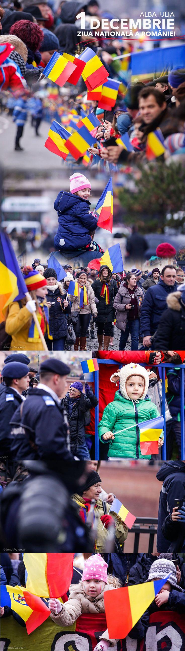 Ziua Nationala a Romaniei, Alba Iulia