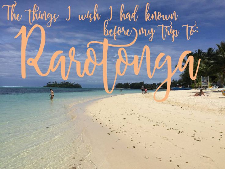 Where is Rarotonga?! – It's the main island out of the Cook islands, in the south pacific ocean, and about a 4 hour flight from Auckland, New Zealand. I recently visited the island for…