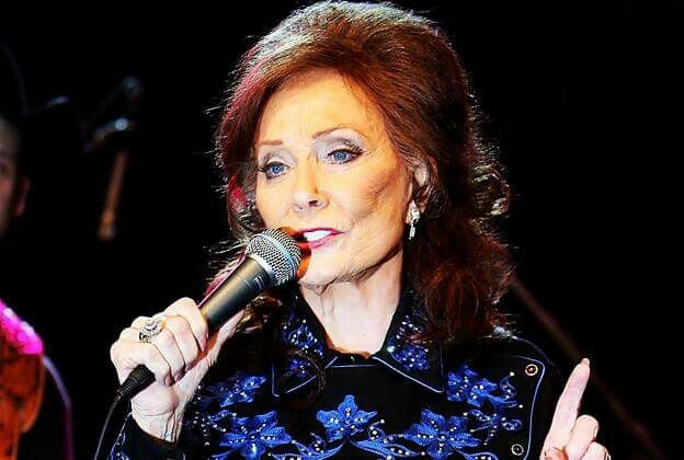 """Loretta Lynn, Country and Western Singing Legend, Coal Miner's Daughter said, """"Trump has sold me – what more can I say? … When you're advertising for the best, forget the rest! I just think he's the only one who's going to turn this country around."""" Trump running for president 2016"""