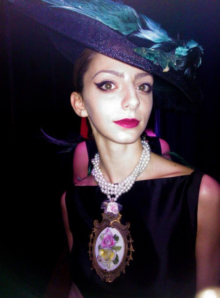 """Black Death"" Collection @ ""La passion""  ""Black Death"" jewellery Collection by Pericles Kondylatos + Vassilis Zoulias Haute couture @ ""La passion"" Η όπερα συναντάει τη μόδα στην παράσταση με την οποία η ελληνική έκδοση του Marie Claire γιορτάζει τα 25 χρόνια της. Info: Η παράσταση La passione, μια συμπαραγωγή της Εθνικής Λυρικής Σκηνής και του περιοδικού Marie Claire του Δημοσιογραφικού Οργανισμού Λαμπράκη με αφορμή την επέτειο των 25 χρόνων της ελληνικής έκδοσης,  Μέγαρο Μουσικής Αθηνών"