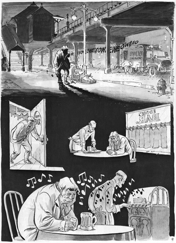New York: A Life in the Big City – Will Eisner, 2006