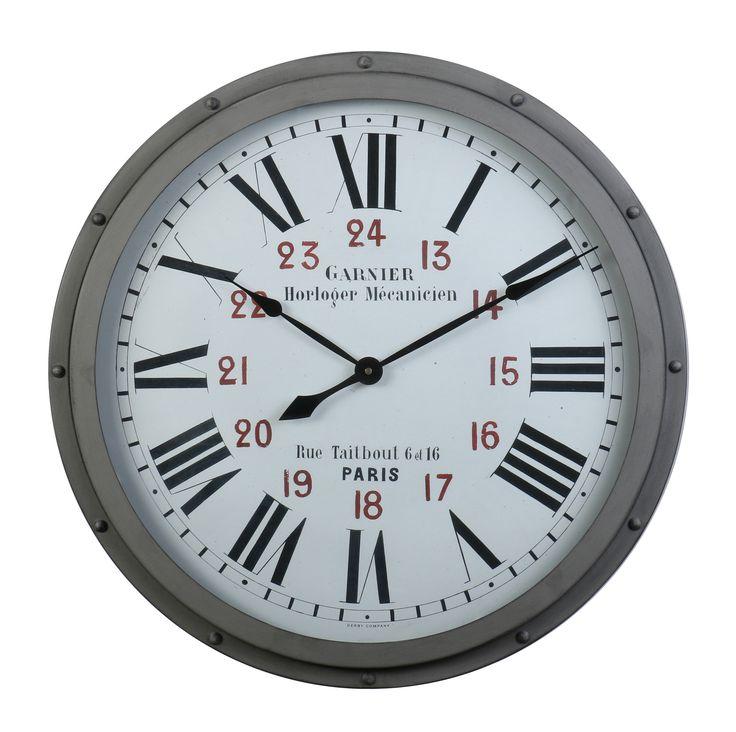 27 best Small Wall Clocks 4 - dr livingstone i presume accessories