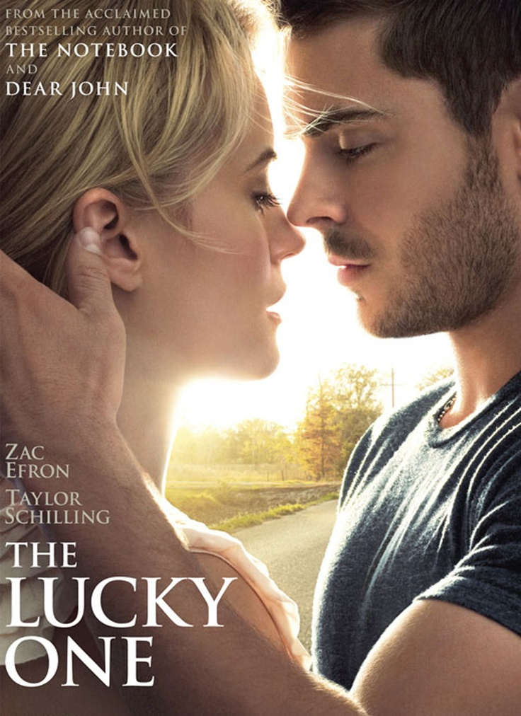 The Lucky One posterMovie Posters, Great Movie, Cant Wait, Romantic Movie, Zacefron, Zac Efron, Looks Forward, Nicholas Sparkly, Chicks Flicks